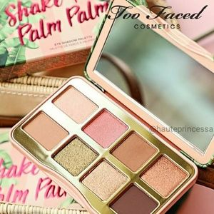 🚨 Sale $22🚨Too Faced Shake Palm Palms palette